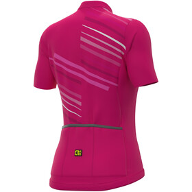 Alé Cycling Solid Flash SS Jersey Women, rosa